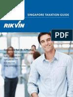 Singapore Taxation Guide 2011