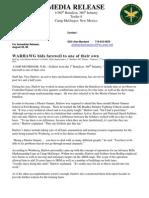 Warhawg Press Release 001-08-28-08