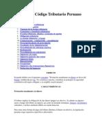 Análisis del Código Tributario Peruano