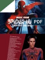 Digital Booklet - Spider-Man Turn Of