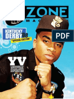 Ozone Mag Kentucky Derby 2008 special edition