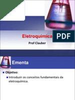 1aula introdução eletroquímica