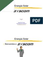 Energia Solar Mayo 2011