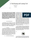 Dr. Patrick Flanagan's NEUROPHONE - Bypassing Deafness