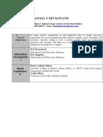 JAMAL CV (2)
