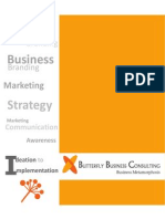 Butterfly Business Consulting E-brochure