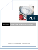 Nature View Farm Case Analysis