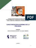 Caracterización Económica de la Provincia de Piura - Final - 2A