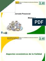 Curso experto europeo AEC Presentación Jornada 3