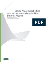 Getting Clever About Smart Cities New Opportunities