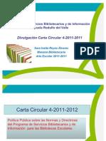 Divulgacion CC 4-2011-2012