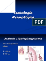 Semiología neumológica