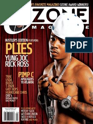 Ozone Mag #59 - Sep 2007   Hip Hop Music   Hip Hop