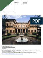 Monografía sobre Villa Farnesina