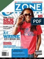 Ozone Mag #62 - Dec 2007