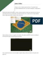 Configurando o Linux Para o Velox