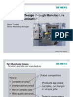 NX Mold Design s