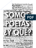SOMOS POETAS ¿Y QUÉ? Antología Regional Vol. 1 - México D.F.
