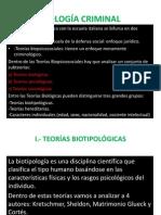BIOLOGÍA CRIMINAL