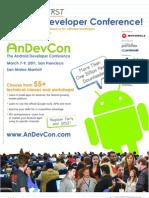 AnDevConI Catalog