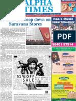 Alpha Times Aug. 21 2011