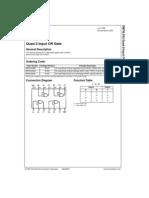 Datasheet - CI 7432