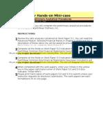 7e Ch5 Mini Case Analytics