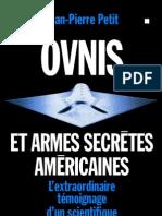 Jean-Pierre Petit - Ovnis Et Armes Secretes Americaines