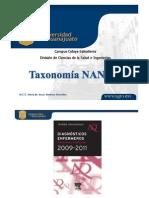 Taxonomía NANDA