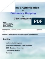 GSM FHopping