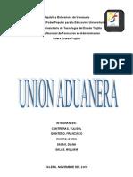 Union Aduanera Trabajo Diana