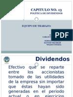 Presentacion Politica de Dividendos