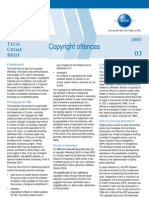 Copyright Offences