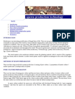 Mushroom Spawn Production Technology