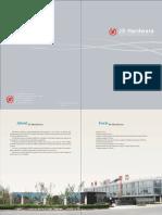 JS Hardware Brochure