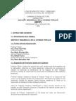 2006 Programa GEstion Vivienda Popular