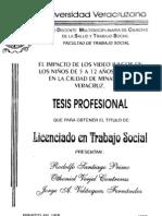 Tesis_Impacto de Los Videojuegos(1997)
