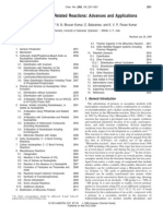Mitsunobu and Related Reactions- Advances and Applications