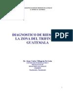 Diagnostico de Riesgos en Zona Trifinio Guatemala A