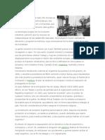 Inmigracion y Trabajo en Argentina