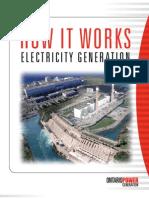 High School Electricity Generation