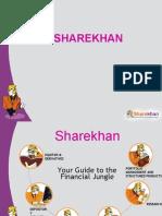 Sharekhan Presentation