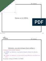 Notion Sur Le CDMA
