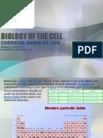 Bio 1 Lecture 2
