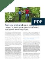 Toerisme Limburg - for Cegeka