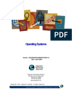 Operating System Handout