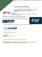ajouter une règle NAT sur votre Livebox Inventel_Thomson - Assistance Orange