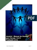 Joomla 1011 Traduzido Manual ReduzidoKb