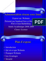 Webmin_Administration réseau sous linux