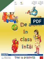 Caiet Manual Activitati Clasa I Copii